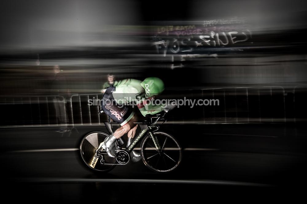 July 1st 2017, Düsseldorf, Germany; Cycling, Tour de France, Stage 1; Dylan Van Baarle