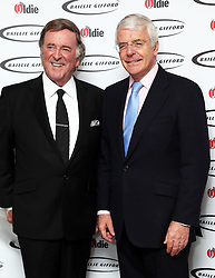 Sir Terry Wogan and Sir John Major  at the Oldie of the Year Awards in London, Tuesday, 4th February 2014. Picture by Stephen Lock / i-Images