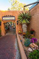 Patio Market, Old Town, Albuquerque, New Mexico USA