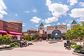 Westview Promenade Retail Center Photography