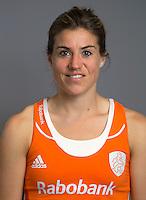 ARNHEM - Kim Lammers. Nederlands Hockeyteam dames voor Wereldkamioenschappen hockey 2014. FOTO KOEN SUYK