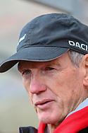 Coach Wayne Bennett of England during a press conference at Leigh Sports Village, Leigh<br /> Picture by Steve McCormick/Focus Images Ltd 07545 862647<br /> 16/10/2018