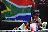 10 Dec National Memorial in Cape Town