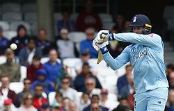 May 27, 2019 - London, England, United Kingdom - Jason Roy of England.during ICC Cricket World Cup - Warm - Up between England and Afghanistan at the Oval Stadium , London,  on 27 May 2019. (Credit Image: © Action Foto Sport/NurPhoto via ZUMA Press)