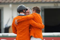 Greve Willem, Van Der Schans Wout Jan, (NED) <br /> Furusiyya FEI Nations Cup presented by Longines <br /> La Baule 2016<br /> © Hippo Foto - Dirk Caremans<br /> 13/05/16
