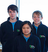 Team Leinster swimming team