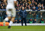 Cardiff City first team manager Neil Warnock during the EFL Sky Bet Championship match between Leeds United and Cardiff City at Elland Road, Leeds, England on 3 February 2018. Picture by Paul Thompson.