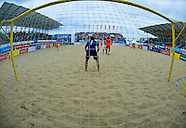 EURO BEACH SOCCER LEAGUE - THE HAGUE 2013