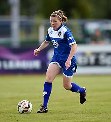 Frankie Brown of Bristol Academy Women - Mandatory by-line: Paul Knight/JMP - Mobile: 07966 386802 - 13/09/2015 -  FOOTBALL - Stoke Gifford Stadium - Bristol, England -  Bristol Academy Women v Liverpool Ladies FC - FA WSL Continental Tyres Cup