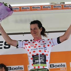 01-09-2017: Wielrennen: Boels Ladies Tour: Weert: Nathalie van Gogh