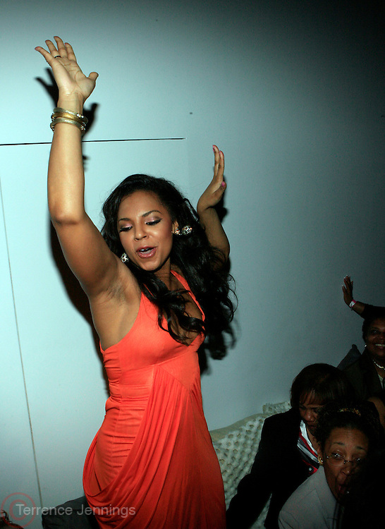 "Ashanti at The Bombay Sapphire & Vibe Magazine Present Ashanti's ""The Declaration"" A Listening Party held at The W Hotel (West Street) on June 4, 2008"