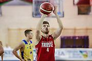 Juan Fernandez<br /> Trieste - Sencur<br /> Amichevole precampionato <br /> Legabasket Serie A 2019-20<br /> Parma, 14/09/2019<br /> Foto Ciamillo-Castoria