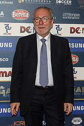 December 3, 2018 - Milan, Italy - Gabriele Gravina at 'Oscar Del Calcio AIC' Italian Football Awards photocall in Milano, Italy, on December 03 2018  (Credit Image: © Mairo Cinquetti/NurPhoto via ZUMA Press)