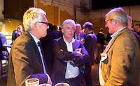 UTRECHT -  Marcel Welling tijdens het NVG congres met als thema 'vinden& binden'. COPYRIGHT KOEN SUYK