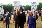 No Smiling Day, Glastonbury, 1994.