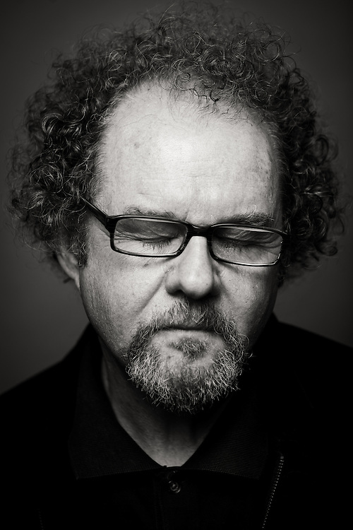 British Film Director Mike Figgis photographed at his home in London, 12th August 2011.