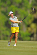 Alejandra Llaneza during the final round of the IOA Golf Classic at Alaqua Country Club on March {today day}, 2014 in Longwood, Florida.<br /> <br /> ©2014 Scott A. Miller