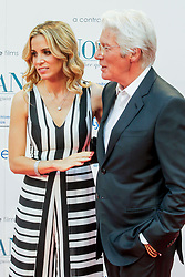 Alejandra Silva and Richard Gere attend Norman: The Moderate Rise and Tragic Fall of a New York Fixer Premiere at Callao Cinema in Madrid, Spain, on May 31, 2017. Photo by Archie Andrews/ABACAPRESS.COM