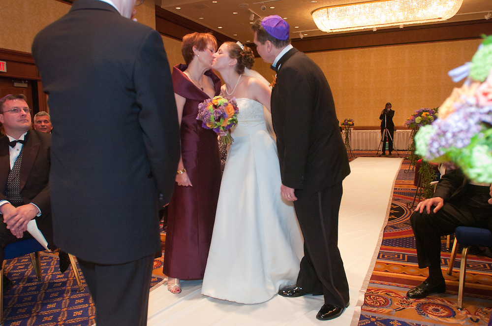 Mark Wolley and Beth Geiger Wedding in Washington DC at the Marriott Wardman Park.