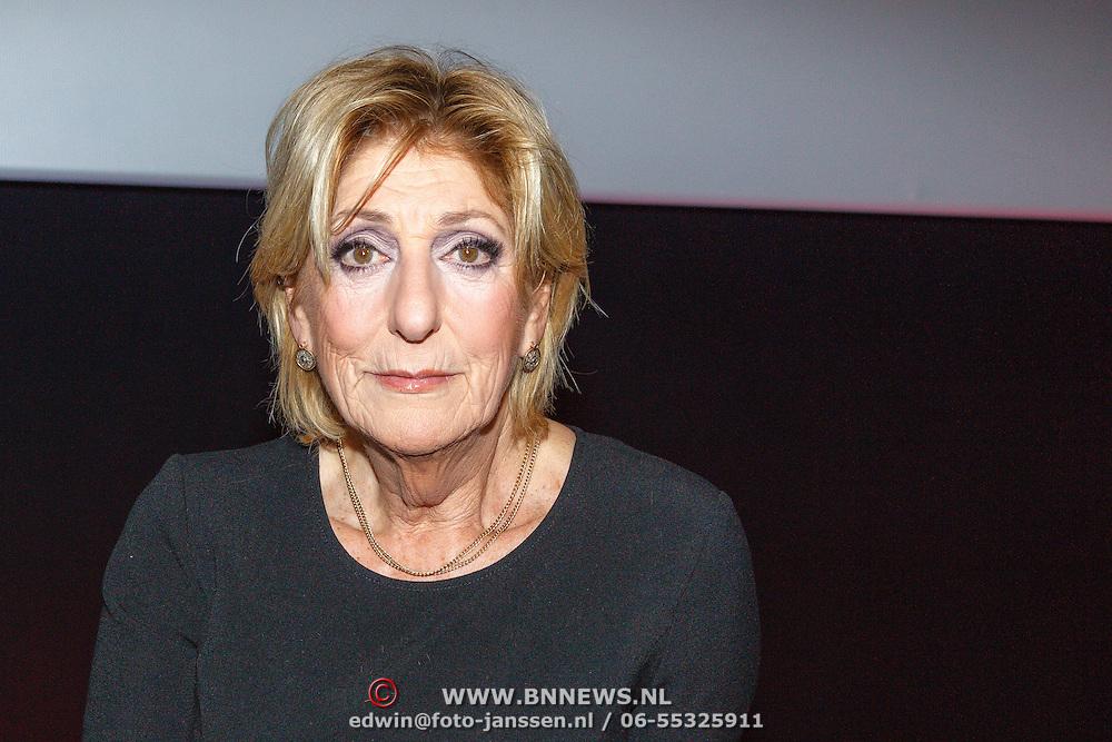 NLD/Hilversum/20160110 - NOS Journaal bestaat60 jaar en viert dit met Festival van het Nieuws, Marga van Praag