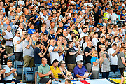 Leeds fans during the Pre-Season Friendly match between Oxford United and Leeds United at the Kassam Stadium, Oxford, England on 24 July 2018. Picture by Graham Hunt.