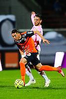 Anthony MOUNIER - 21.03.2015 - Evian Thonon / Montpellier - 30eme journee de Ligue 1 -<br />Photo : Jean Paul Thomas / Icon Sport