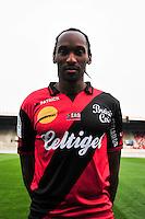 Jeremy SORBON - 16.09.2014 - Photo officielle Guingamp - Ligue 1 2014/2015<br /> Photo : Philippe Le Brech / Icon Sport