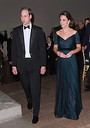 KATE & William Attend St Andrew's Anniversary Dinner 2