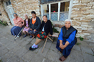 Village life in Eastern Rhodope mountains, Plevun, Bulgaria