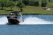 May 6, 2016: WakeSurfers / WakeBoarders during Friday's qualifying rounds at the Supra Boats Pro WakeBoarder Tour. 2016 Kickoff Event stop at the Marine Creek Reservoir in Fort Worth, Texas.