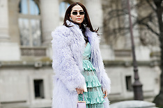 PFW Street Style - 8 March 2018