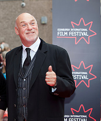 "Mark Adams (EIFF Artistic Director). Opening Night Gala and World Premiere of ""The Legend of Barney Thompson"", Edinburgh International Film Festival 17 - 28 June 2015."