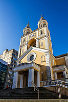 Catedral Metropolitana de Florianópolis. Florianópolis, Santa Catarina, Brasil. / Metropolitan Cathedral of Florianopolis. Florianopolis, Santa Catarina, Brazil.