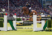 Eugenie Angot - Old Chap Tame<br /> World Equestrian Festival, CHIO Aachen 2012<br /> © DigiShots