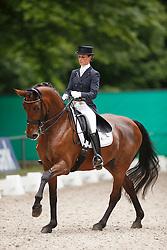 Verliefden Fanny, (BEL), Annarico<br /> CDI 3* Grand Prix Special<br /> CHIO Rotterdam 2015<br /> © Hippo Foto - Dirk Caremans<br /> 20/06/15