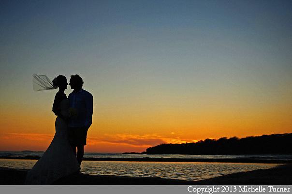 Arianne and Massimo's Sayulita wedding.  Images by Sayulita Wedding Photographer Michelle Turner.