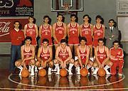 Finale Juniores Udine 1987