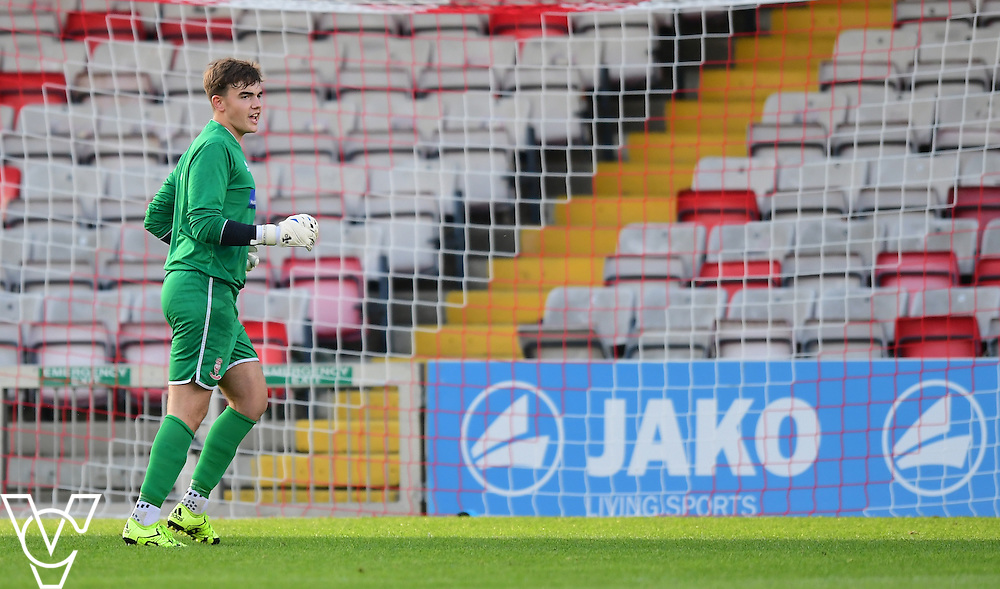 Lincoln City&rsquo;s Regan Start<br /> <br /> Lincoln City under 18s Vs Leicester City under 18s at Sincil Bank, Lincoln.<br /> <br /> Picture: Chris Vaughan/Chris Vaughan Photography<br /> <br /> Date: July 28, 2016