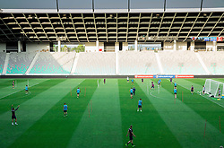 Stadium during practice session of England National Football Team 1 day before Euro 2016 Qualifications match against Slovenia, on June 13, 2015 in SRC Stozice, Ljubljana, Slovenia. Photo by Vid Ponikvar / Sportida