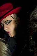 BOY GEORGE, DKNY Night Fragrance launch party. The Serpentine Gallery, London, W2. 12 December 2007. -DO NOT ARCHIVE-© Copyright Photograph by Dafydd Jones. 248 Clapham Rd. London SW9 0PZ. Tel 0207 820 0771. www.dafjones.com.