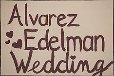 Alvarez-Edelman Wedding