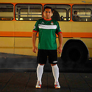 """JuanCarlos Gutiérrez Espinoza (29). Mexico's 'Azteca's' is organised by Delta, began life helping former oil workers in Campeche who .had lost their jobs and homes after developing drink or drug addictions.Delta uses sport, especially .football, to stress the importance of hard work and commitment and,by providing coaching and .financial assistance, helps the players overcometheir problems and beat homelessness. For the .players football has provided """"a door to freedom and a worthylife."""" They will know what to expect .at the Homeless World Cup as Mexican coach Jorge Didier de la Rosa played for Canada duringthe .2005 Edinburgh Homeless World Cup..p"""
