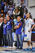 DESCRIZIONE : Campionato 2014/15 Dinamo Banco di Sardegna Sassari - Umana Reyer Venezia<br /> GIOCATORE : Stefano Sardara Sirbo<br /> CATEGORIA : Inno Presidente Before Pregame<br /> SQUADRA : Dinamo Banco di Sardegna Sassari<br /> EVENTO : LegaBasket Serie A Beko 2014/2015<br /> GARA : Dinamo Banco di Sardegna Sassari - Umana Reyer Venezia<br /> DATA : 03/05/2015<br /> SPORT : Pallacanestro <br /> AUTORE : Agenzia Ciamillo-Castoria/L.Canu
