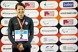 MEYERS Rebecca USA at 2015 IPC Swimming World Championships -  Women's 100m Butterfly S13