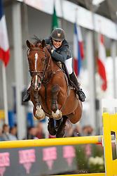 Vorsselmans Annelies, BEL, Wilandro 3<br /> Belgisch Kampioenschap Lanaken 2017<br /> © Hippo Foto - Dirk Caremans