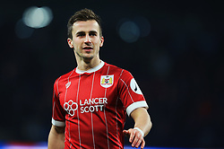 Joe Bryan of Bristol City - Mandatory by-line: Matt McNulty/JMP - 09/01/2018 - FOOTBALL - Etihad Stadium - Manchester, England - Manchester City v Bristol City - Carabao Cup Semi-Final First Leg