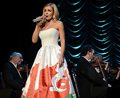 17 FEB 2015 Katherine Jenkins 'Home Sweet Home' Tour