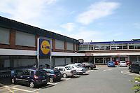 Lidl in Dundrum shopping Centre in Dublin Ireland
