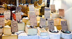 The names alone of these artisan cheeses make you want to try them.  Free samples are on the house at the Rogue Creamery Cheese Shop, Medford, Oregon