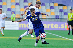football match between NK Maribor and NS Mura in 2nd Round of Prva liga Telekom Slovenije 2018/19, on July 29, 2018 in Ljudski vrt, Maribor, Slovenia. Photo by Mario Horvat / Sportida